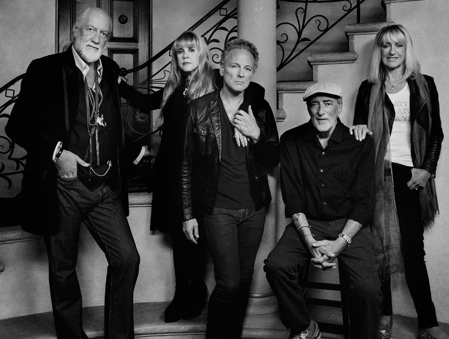 Fleetwood Mac Today: The first time the band played here Stevie Nicks and Lindsey Buckingham weren't part of the picture.