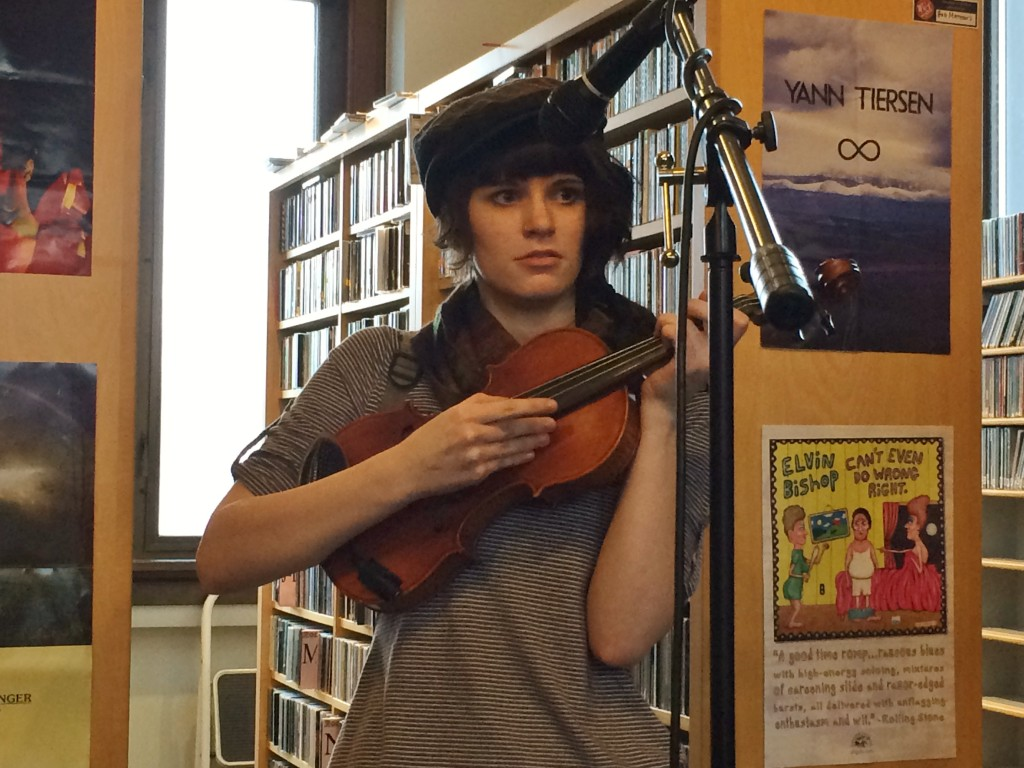 Olivia Mainville (Photo/Local Spins)