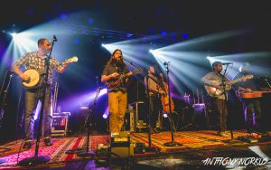 Big Jammie Winner: Greensky Bluegrass played a sold-out show at The Intersection earlier this month. (Photo/Anthony Norkus)