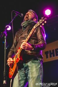 Rock Legacy: Brian Vander Ark led The Verve Pipe on Friday. (Photo/Anthony Norkus)