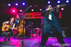 Jammie Winner: Billy Strings & Don Julin will play Buttermilk in June. (Photo/Anthony Norkus)