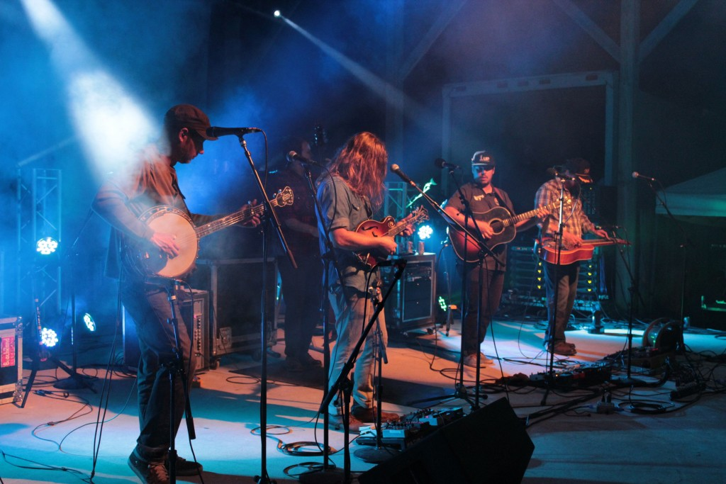 Returning Bluegrass Stars: Greensky Bluegrass once again will play Hoxeyville. (Photo/Anna Sink)