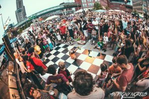 Street Dance: Breakdancing is also part of this year's event. (Photo/Anthony Norkus)