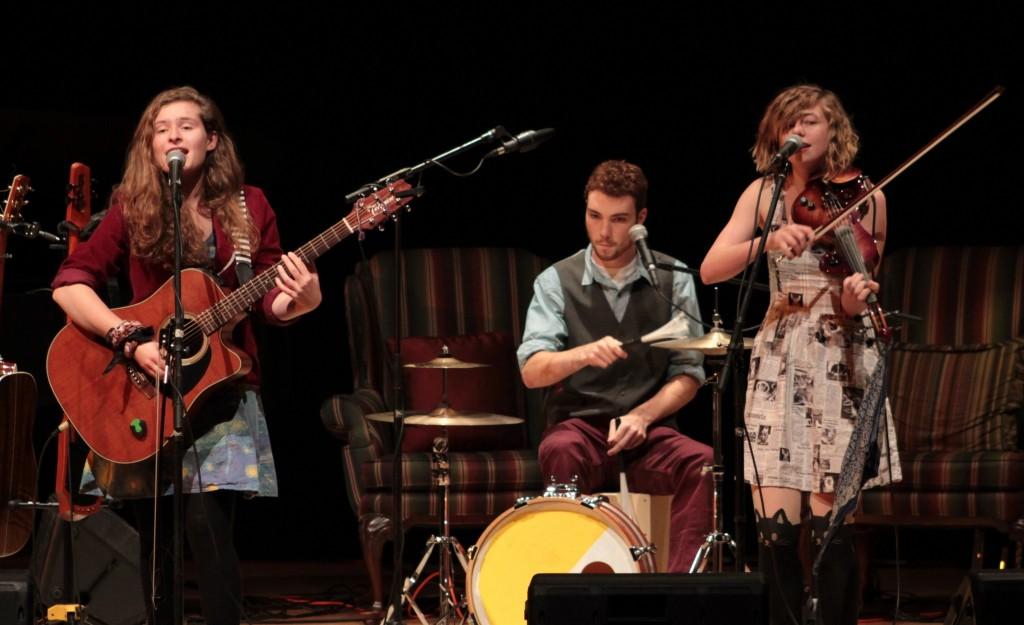 West Michigan's Favorite Band? The Accidentals play SpeakEZ Lounge next week. (Photo/Anna Sink)