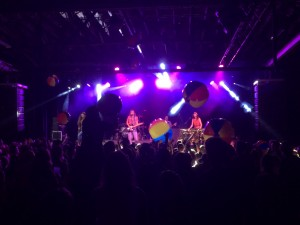 Beach Ball Bonanza: The Outer Vibe at The Intersection. (Photo/Local Spins)