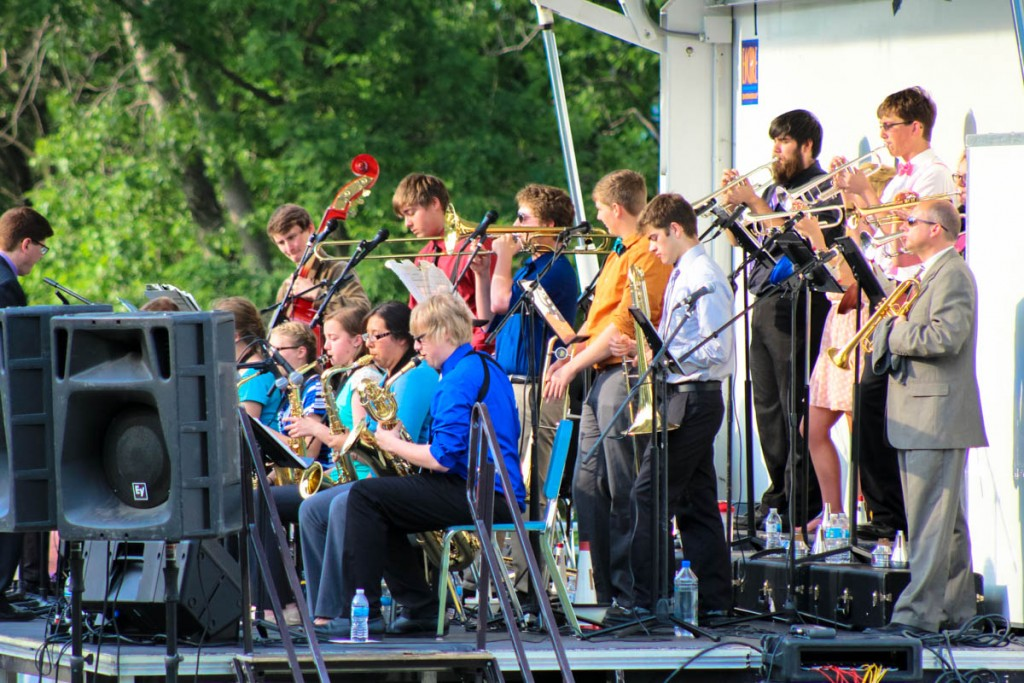 Jazz in the Park 2019 series moves to Walker's Millennium Park Meadows