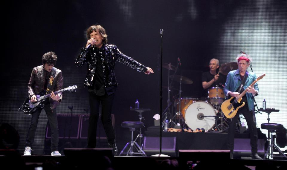 Playing the 48201 Zip Code: The Rolling Stones  are still impressing fans and critics. (Photo/Kevin Mazur)