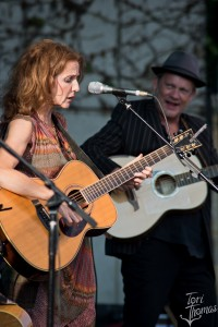 Honored To Be on the Tour: Patty Griffin on stage at Meijer Gardens. (Photo/Tori Thomas)
