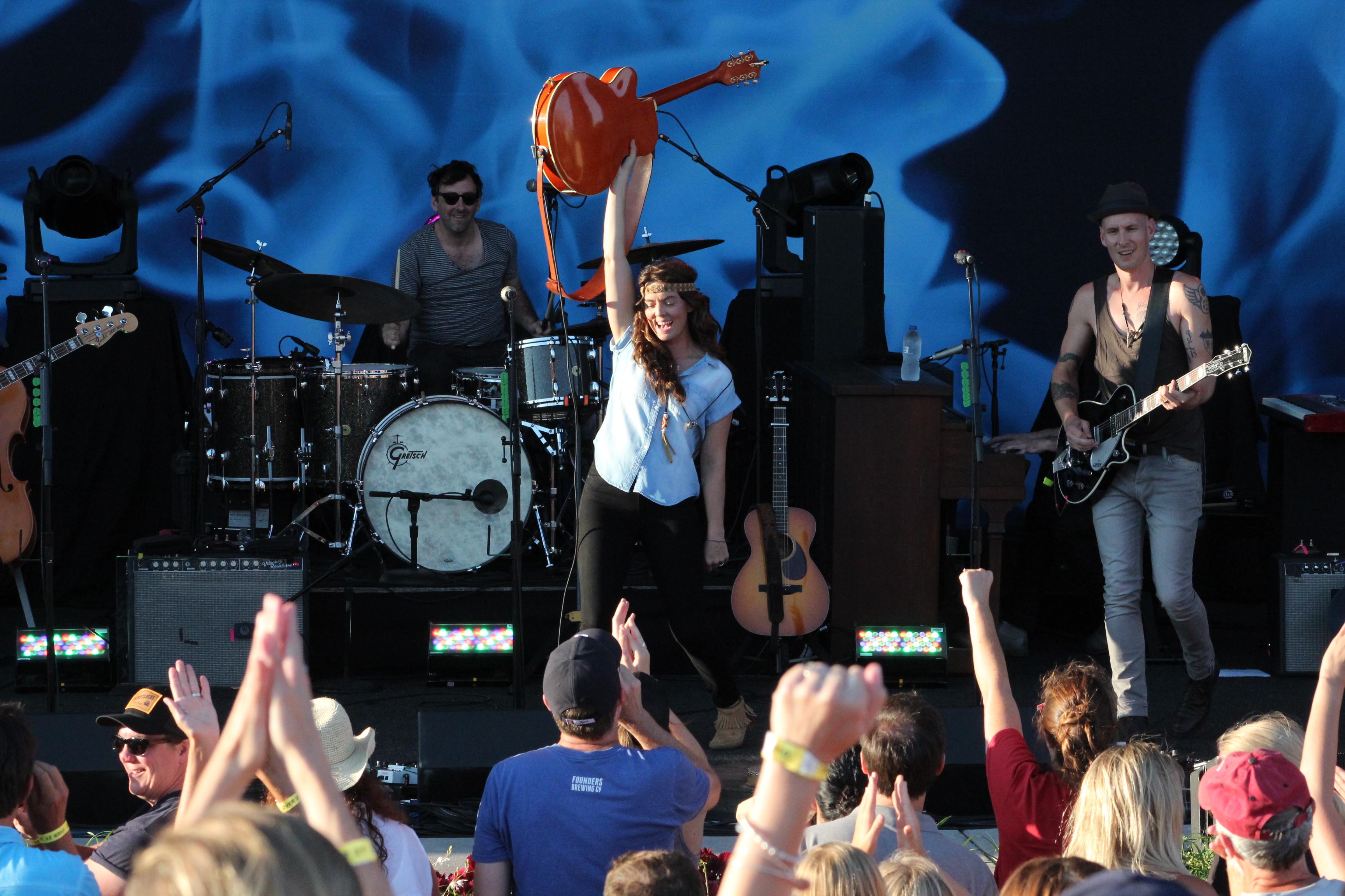 Brandi Carlile to kick off Lansing's Common Ground festival