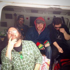 Playing Saturday NIght: Grand Rapids' Bong Mountain.