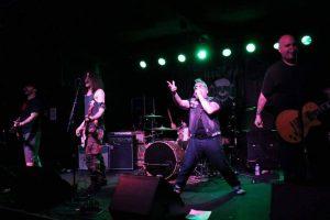 Punk Rockers: Kalamazoo's Hex Bombs play early Thursday night.