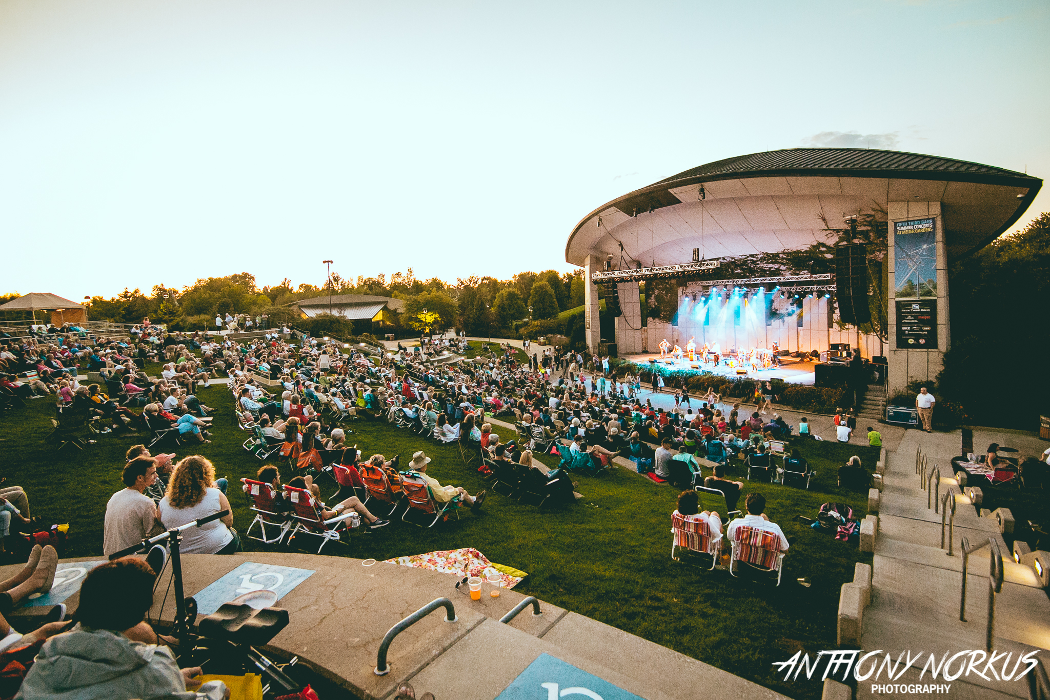 Tuesday Magic: The Tuesday Evening Music Club series resumes on July 4 at Meijer Gardens. (Photo/Anthony Norkus)