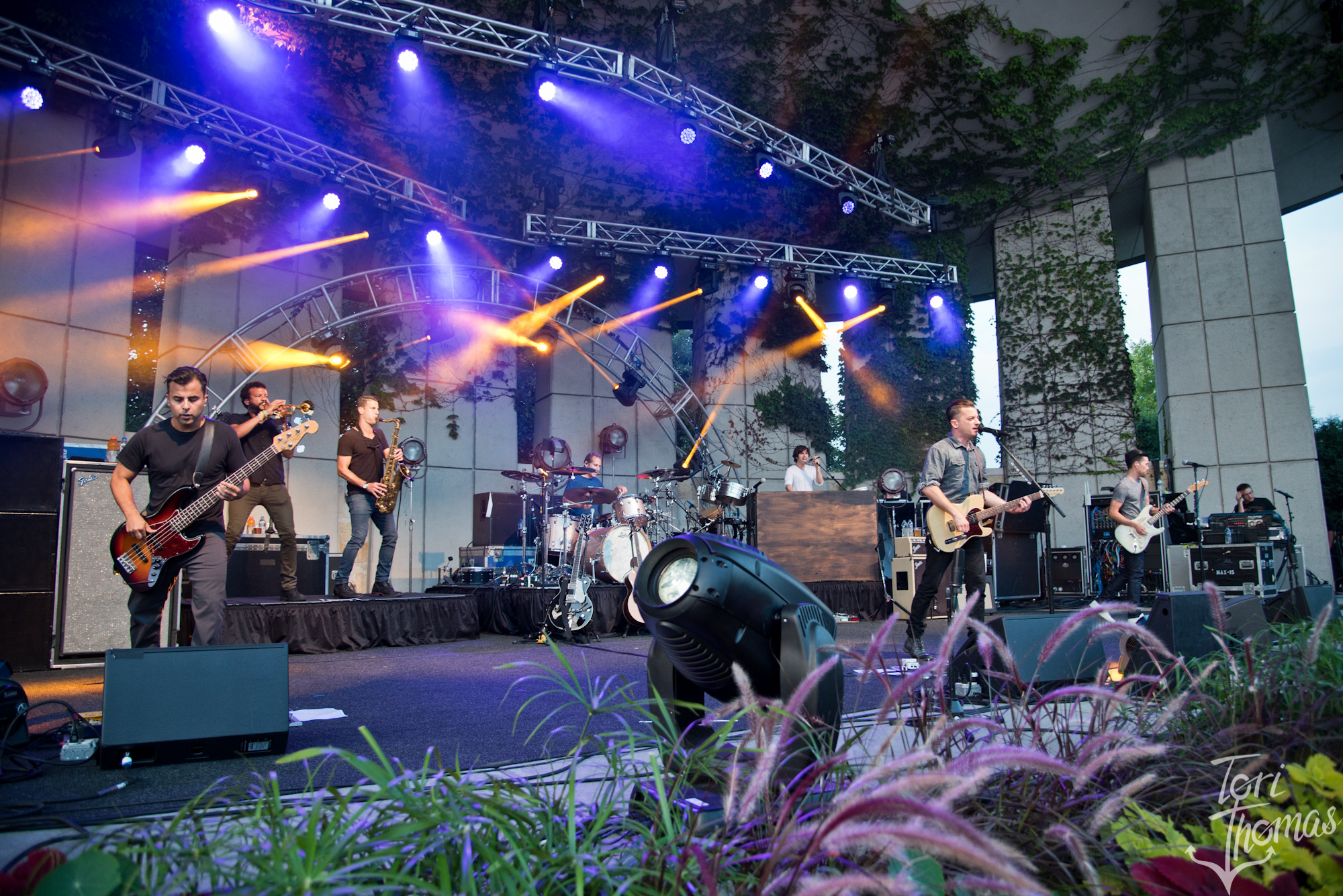 Blondie Tedeschi Trucks Band O A R To Rock 2018 Meijer Gardens Concert Series