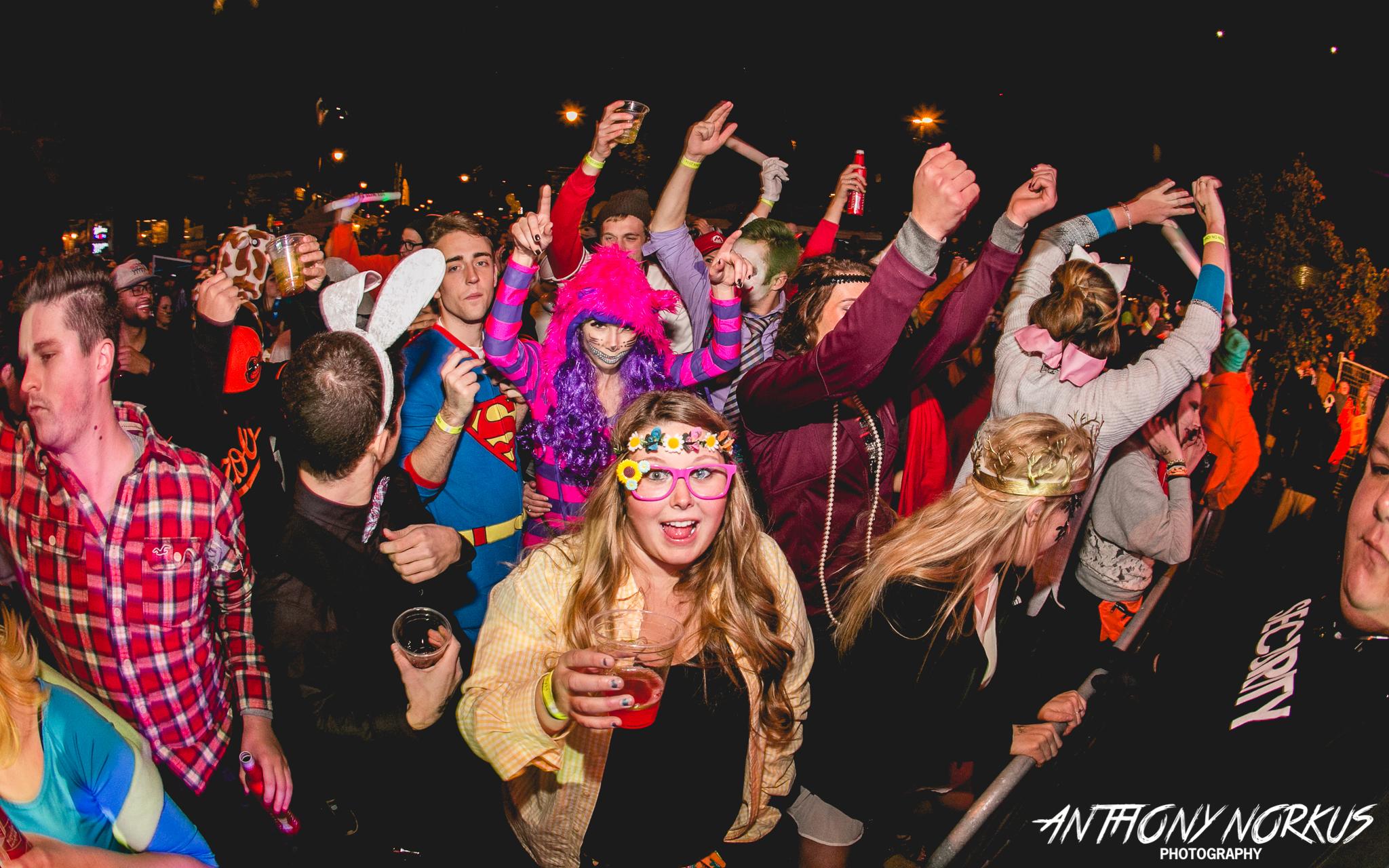 Halloween Hoopla: 13 frightfully fun West Michigan parties