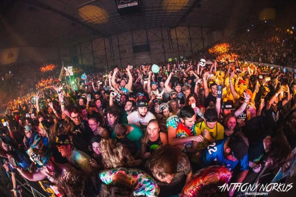 Halloween 2015: Bassnectar, Halloween on Ionia (Photos)