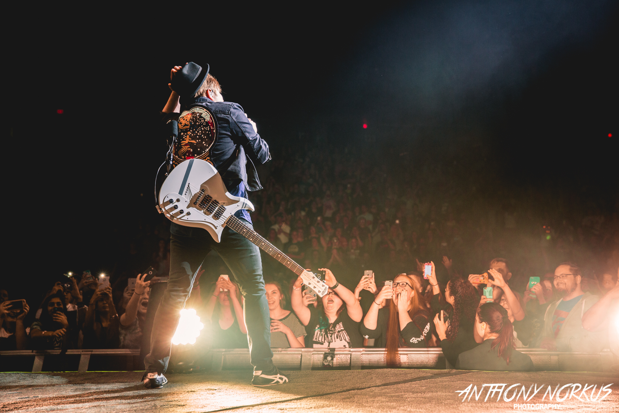 Big List Sept 3 9 Fall Out Boy Live Wheatland Local Spins