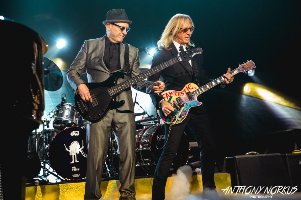 Elton John Fires Up Rock Piano Jams For Grand Rapids Show