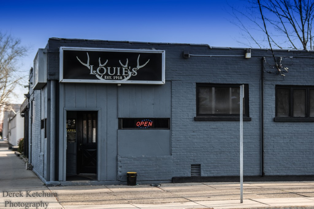 Unassuming Gem: Louie's. (Photo/Derek Ketchum)