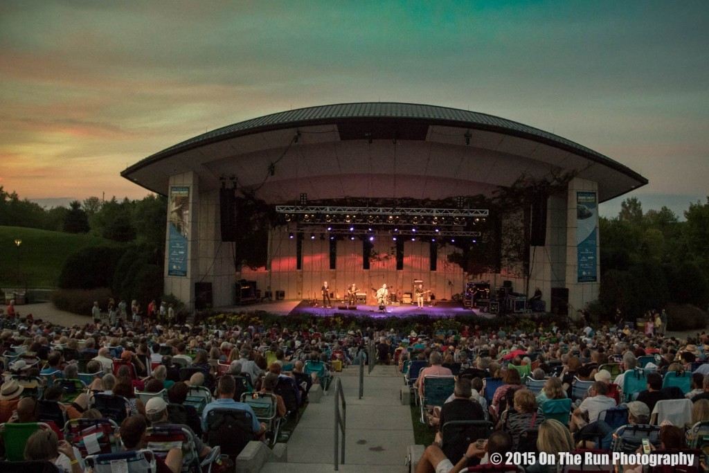 Hot Summer Nights: The 2016 Meijer Gardens series once again boasts 30 concerts. (