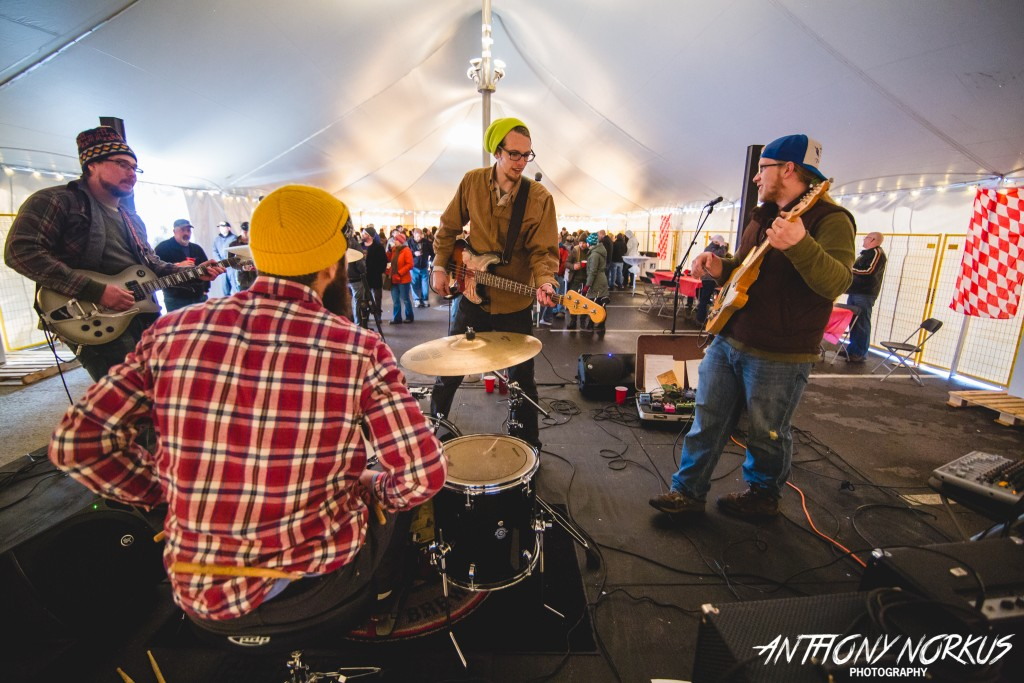 Psych-Folk-Rock Camaraderie: Big Dudee Roo plays Long Road Distillers on Saturday. (Photo/Anthony Norkus)