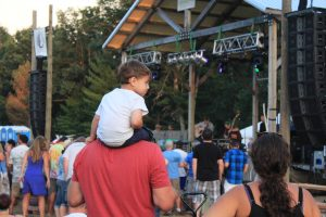 All-Ages Fun: Some festivals are family-friendly, others not so much. (Photo/Anna Sink)