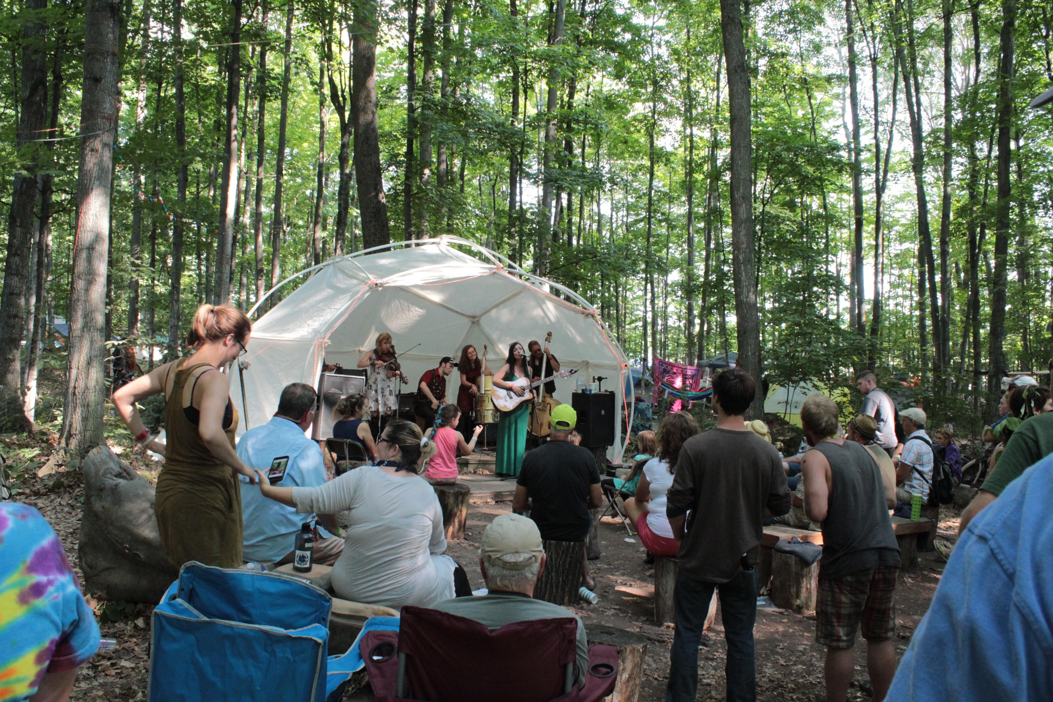 Michigan's Top 10 Summer Music Festivals: The Local Spins List