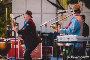 Playing 'I'm a Believer' For a Long Time: Micky Dolenz. (Photo/Anthony Norkus)