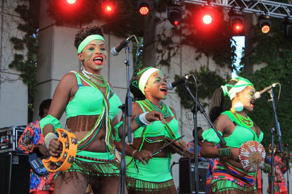Femi Kuti brings the musical 'beauty of Africa' to Meijer Gardens