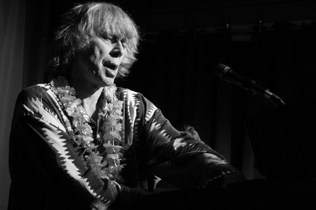 Legendary Band: Terry Adams led NRBQ, which played a jam-packed Tip Top Deluxe on Wednesday with Los Straitjackets. (Photo/Anna Sink)