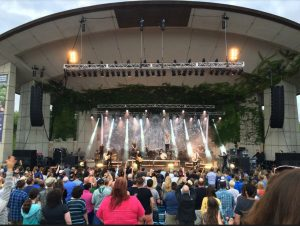 Touring Band: Of Monsters and Men performing earlier this year at Meijer Gardens.