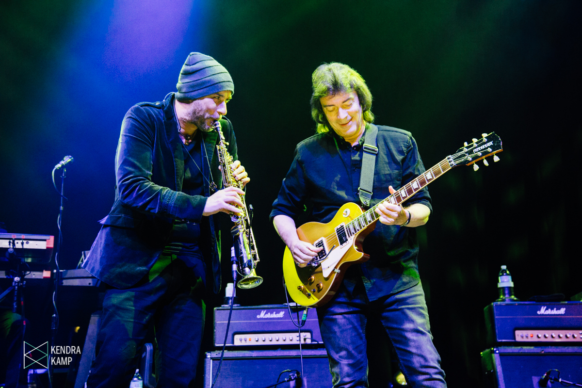 Steve hackett masterful in revisiting genesis unfurling solo gems ghostly guitar brilliance hackett played grand rapids as part of the genesis revisited with classic hackett tour photokendra kamp m4hsunfo