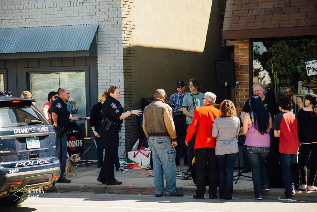 Police Shut Down One Record Store Day Celebration But Most West