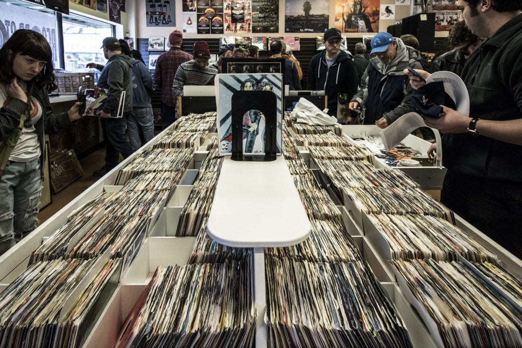 Record Store Day 2018 all about vinyl, Jack White and keeping indie-shops spinning