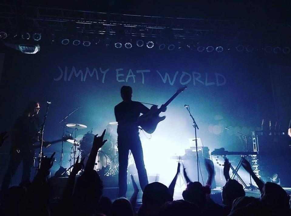Jimmy Eat World Tour Grand Rapids