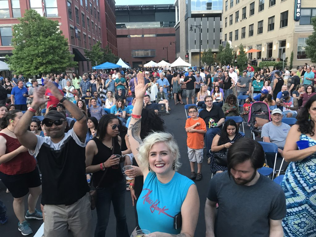 Local First to skip GR Street Party for 2018; East Lansing's Great Lakes Folk Festival takes one-year hiatus, too