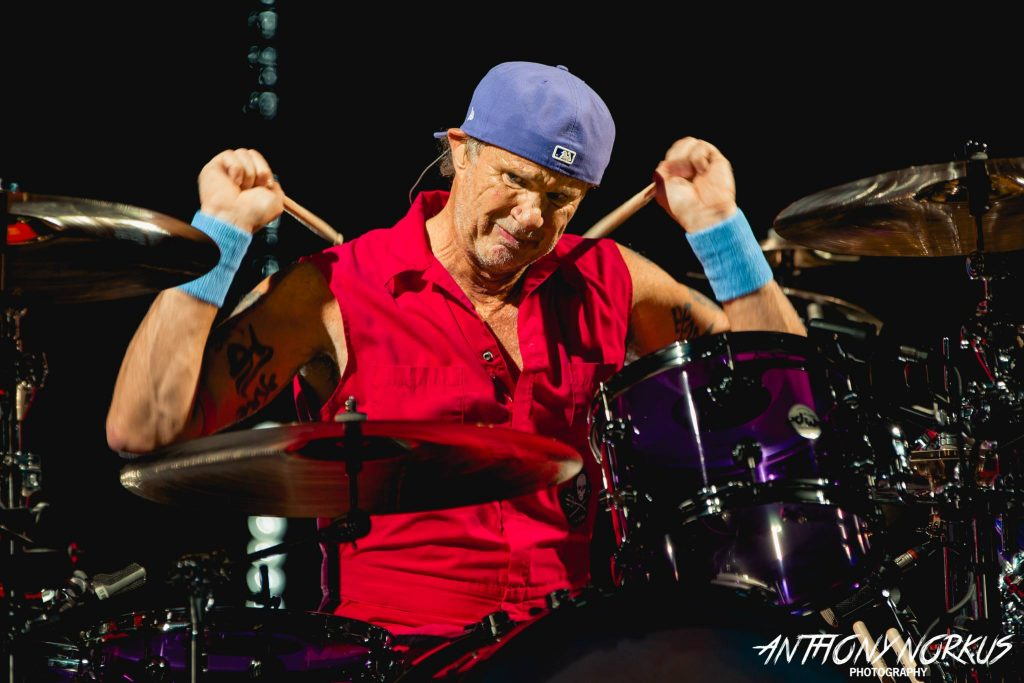 Local Spins Rewind: The night when the Chili Peppers' Chad Smith joined three bands in GR