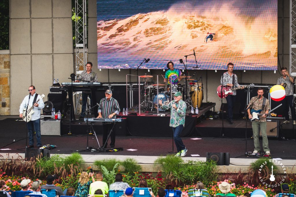 The beach boys surf back in time for more summery - Meijer gardens summer concerts 2017 ...