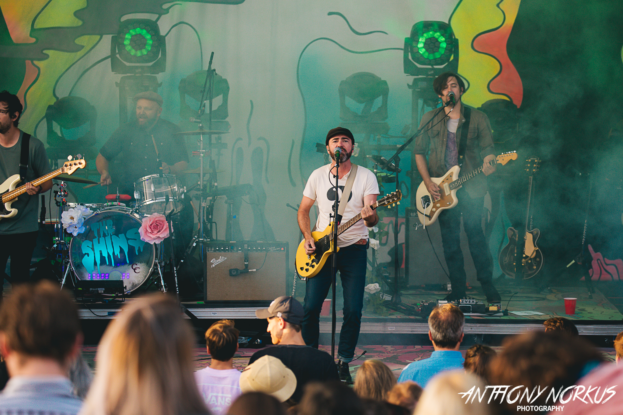 The Shins Meijer Gardens July 2017 7 Local Spins