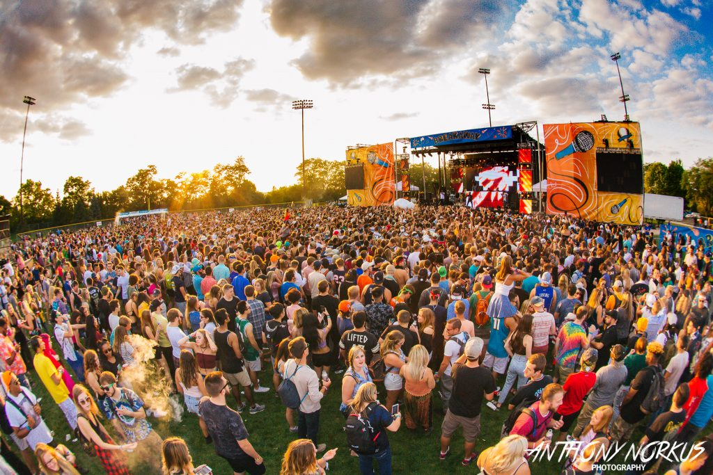 Breakaway Music Festival set for return to Grand Rapids in August