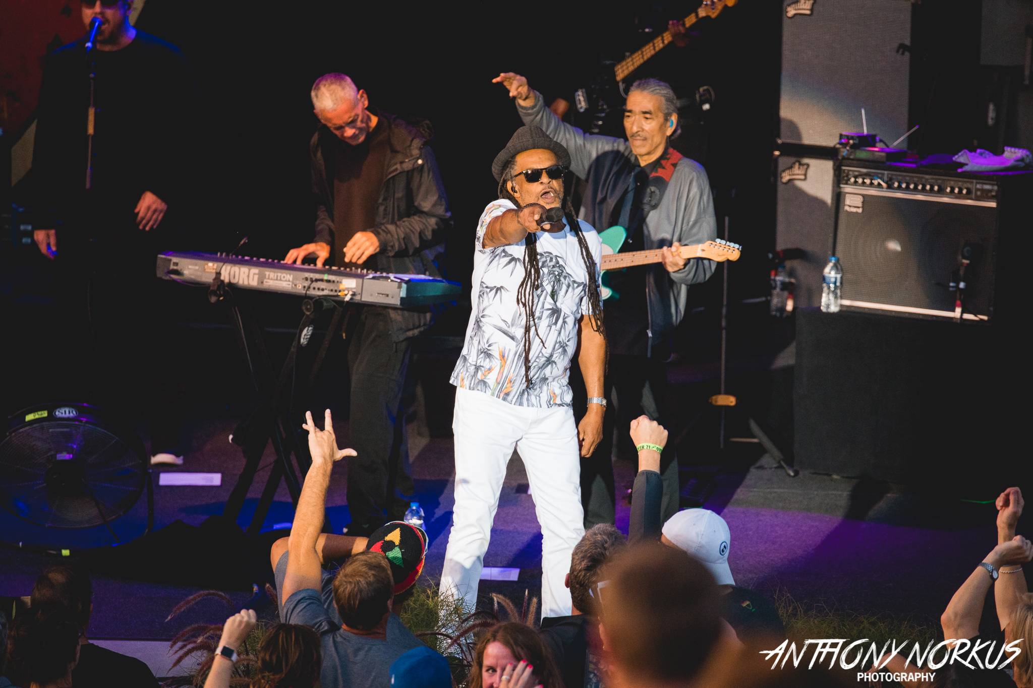 Ub40 Closes Out Meijer Gardens Concert Season With Reggae And Dance Fueled Nostalgia