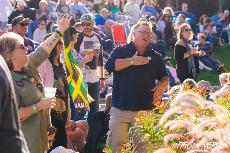 UB40 closes out Meijer Gardens concert season with reggae- and dance