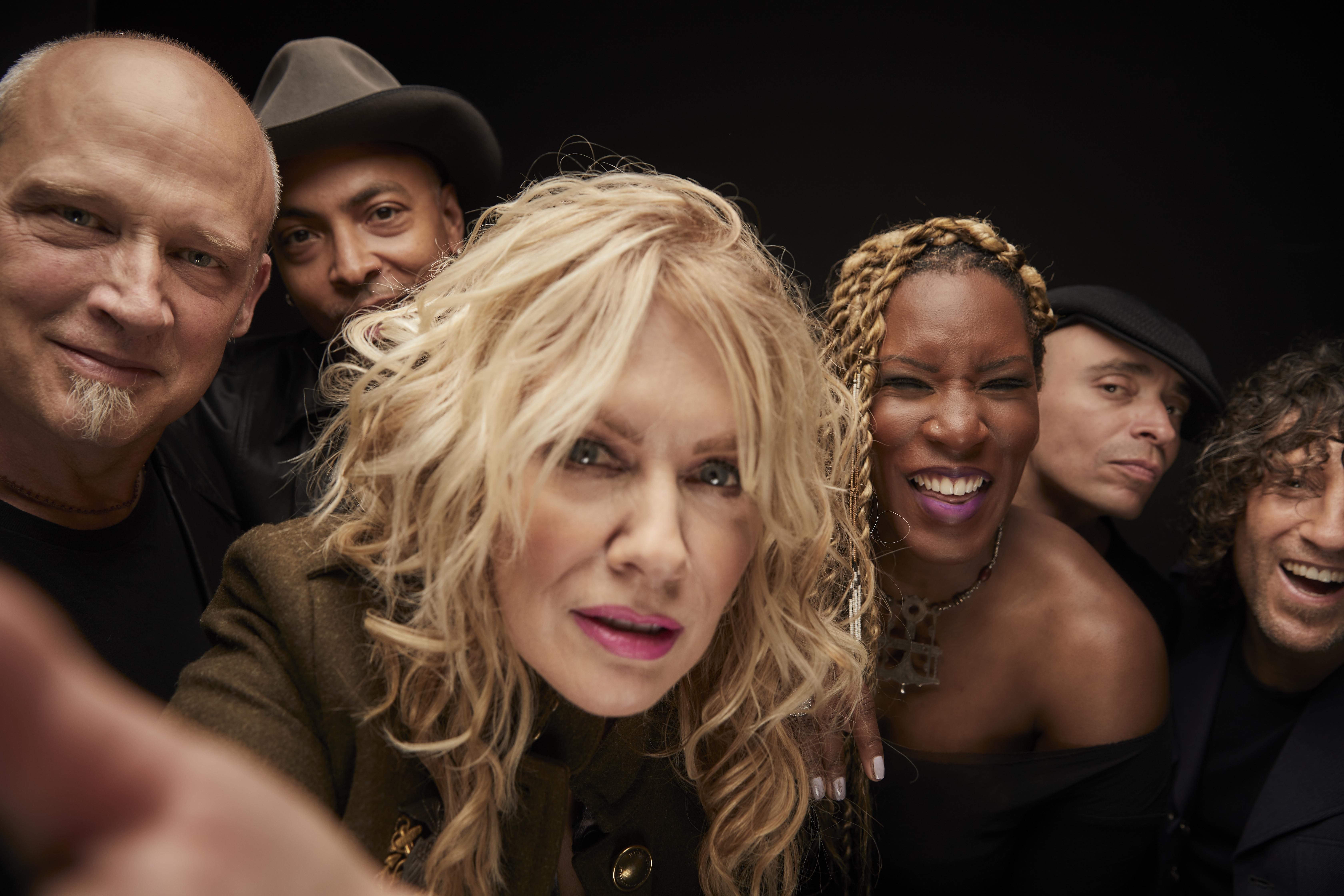 Bob Seger inspires Heart's Nancy Wilson as her new band
