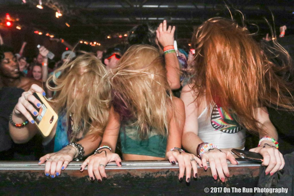 Weekend Photo Gallery: Hair-raising stuff from Dubloadz, Odesza, Christian McBride, Conklin Ceili Band, Loaves & Fishes benefit