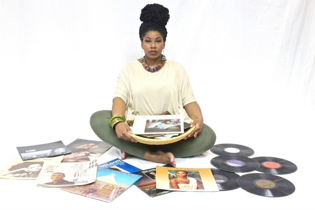 Kalamazoo's Yolonda Lavender strikes balance between roles as poet, artist and activist