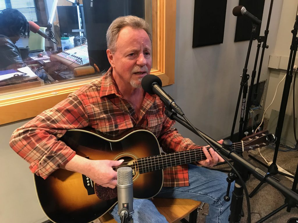 Americana's Roger Brown: West Michigan's consummate career musician keeps the musical fires burning (Local Spins on WYCE)
