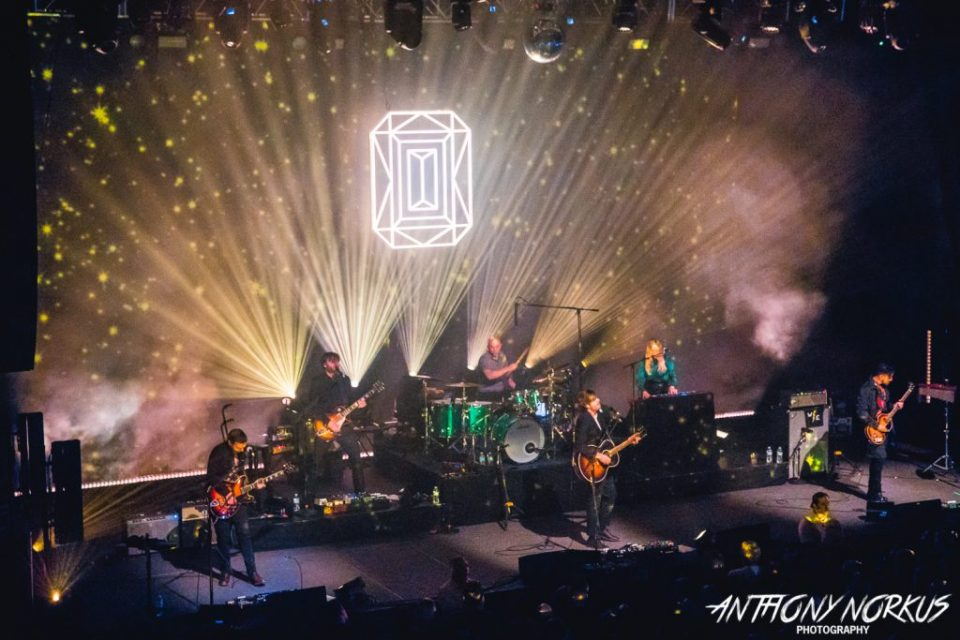 Lord Huron Gets Folky And Psychedelic For Michigan Homecoming Show