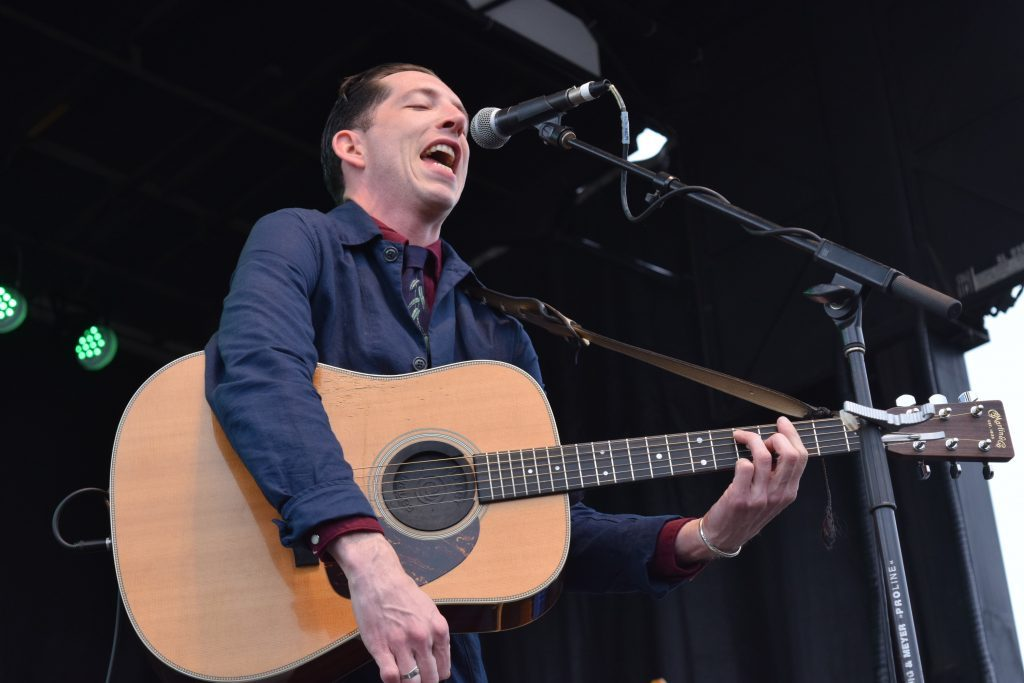 Yonder Mountain String Band, Pokey LaFarge, Albert Cummings fire up diverse mix for St. Joe's BBQ, Blues and Bluegrass fest