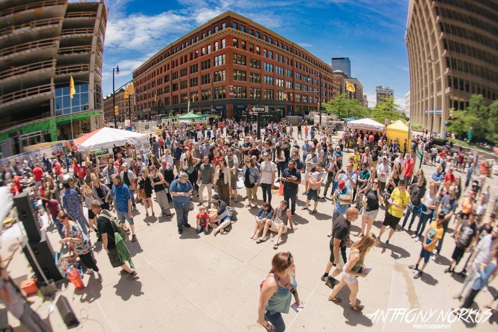 Grand Rapids' Festival of the Arts performance applications now open for 2019