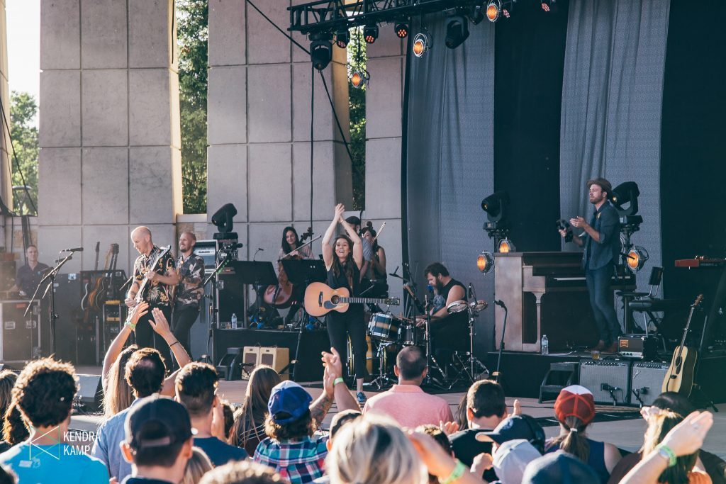 Brandi Carlile and band offer up catharsis, catchy tunes in Grand Rapids tour stop