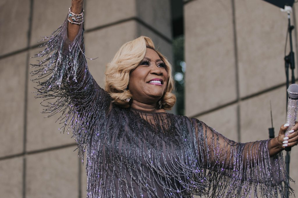 Patti LaBelle beguiles Meijer Gardens as radiant goddess of soul